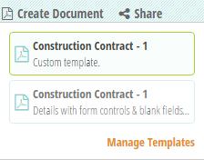 Generate your custom document.